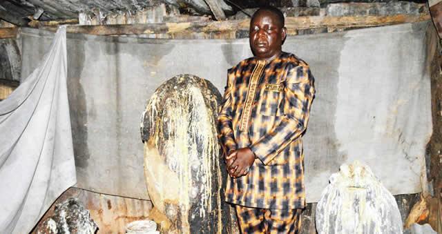 EFCC nabs native doctor for fraud in Ibadan 3