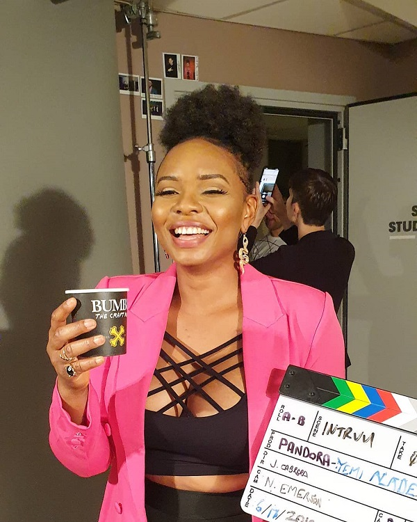 Yemi Alade's 'Oh My Gosh' Video Gets 10 Million Views On YouTube 3