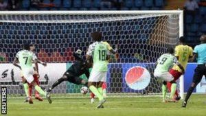 [Goals Highlight] Nigeria 3 – 2 Cameroon (Watch Here) 1