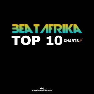 Top 10 Afrikan Charts/Trends On Beatafrika 1