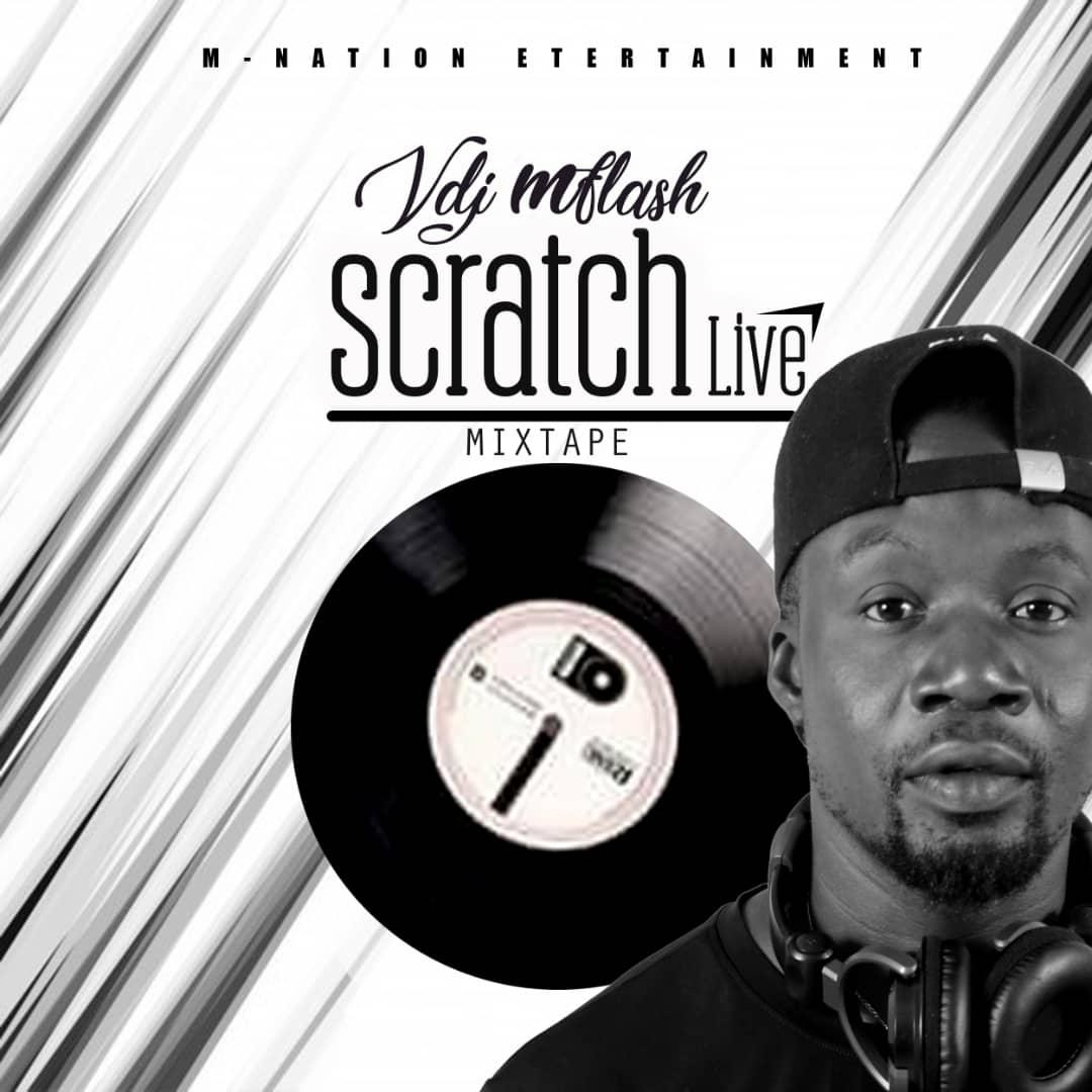 "[Mixtape] VDJ Mflash - ""Scratch Live Mix"" 5"