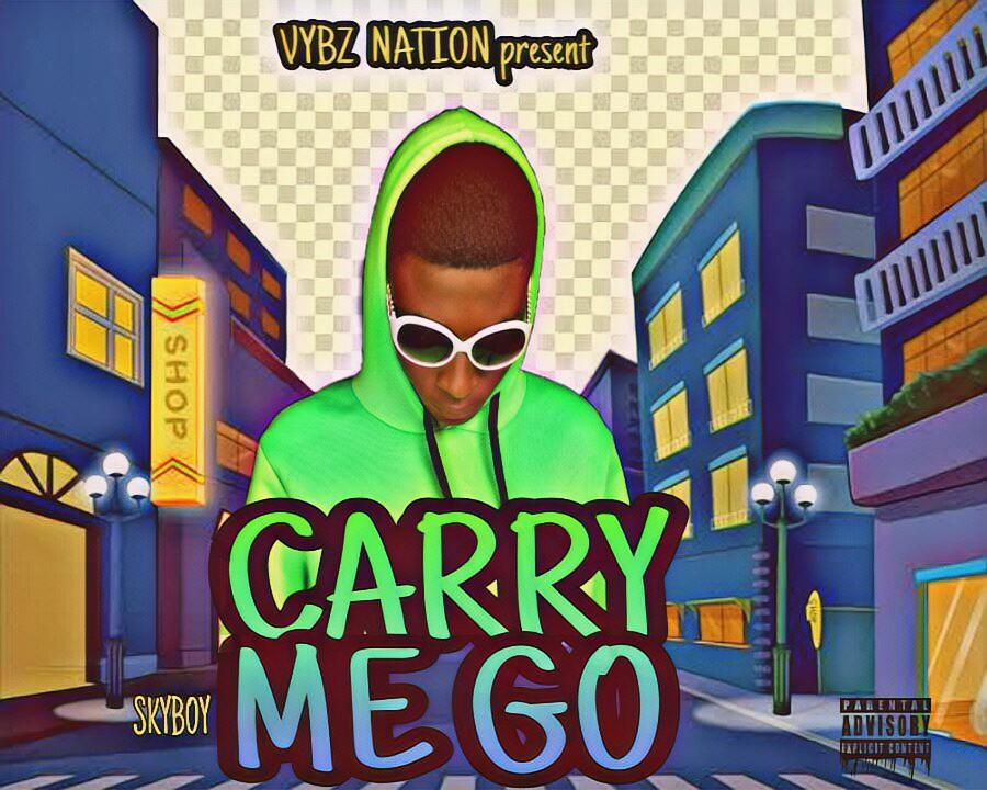 """[Music] Skyboy -""""Carry Me Go"""" (mixed. Diamhorn) 1"""