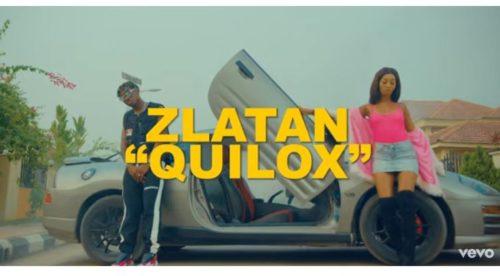 "[Video] Zlatan – ""Quilox"" (Starring Astalavi) 1"
