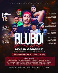 "[Event] Bluboi ""Unleashed"" 1"