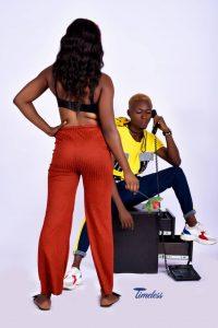 """Team BEATAFRIKA Celebrates With Singer """"SMARKEY"""" 2"""