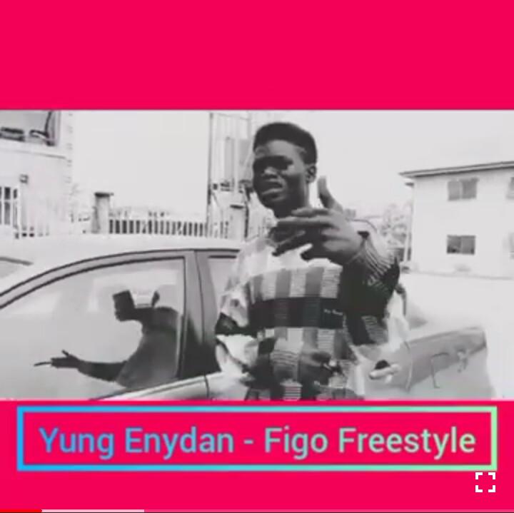 """Watch video - Yung Enydan """"Figo Freestyle"""" 1"""
