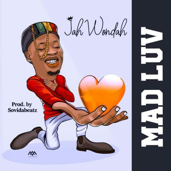 """[Music Premiere] Jah Wondah -""""Mad Love"""" (prod. Sovidabeatz) 3"""