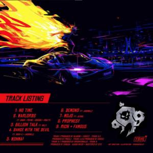 """[Album] Olamide – """"999"""" [EP] 2"""