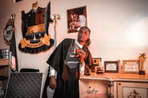 Team BEATAFRIKA Celebrates With Singer WALL_ZEE 3