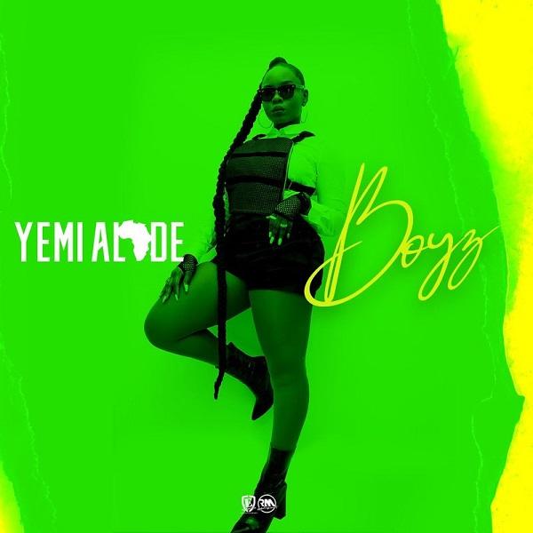 """Yemi Alade – """"Boyz"""" (Prod. by Vtek) 1"""