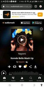 Nigerian star Korede Bello Retweets Presh Nayomi's Mash Up On Twitter - See photo 2