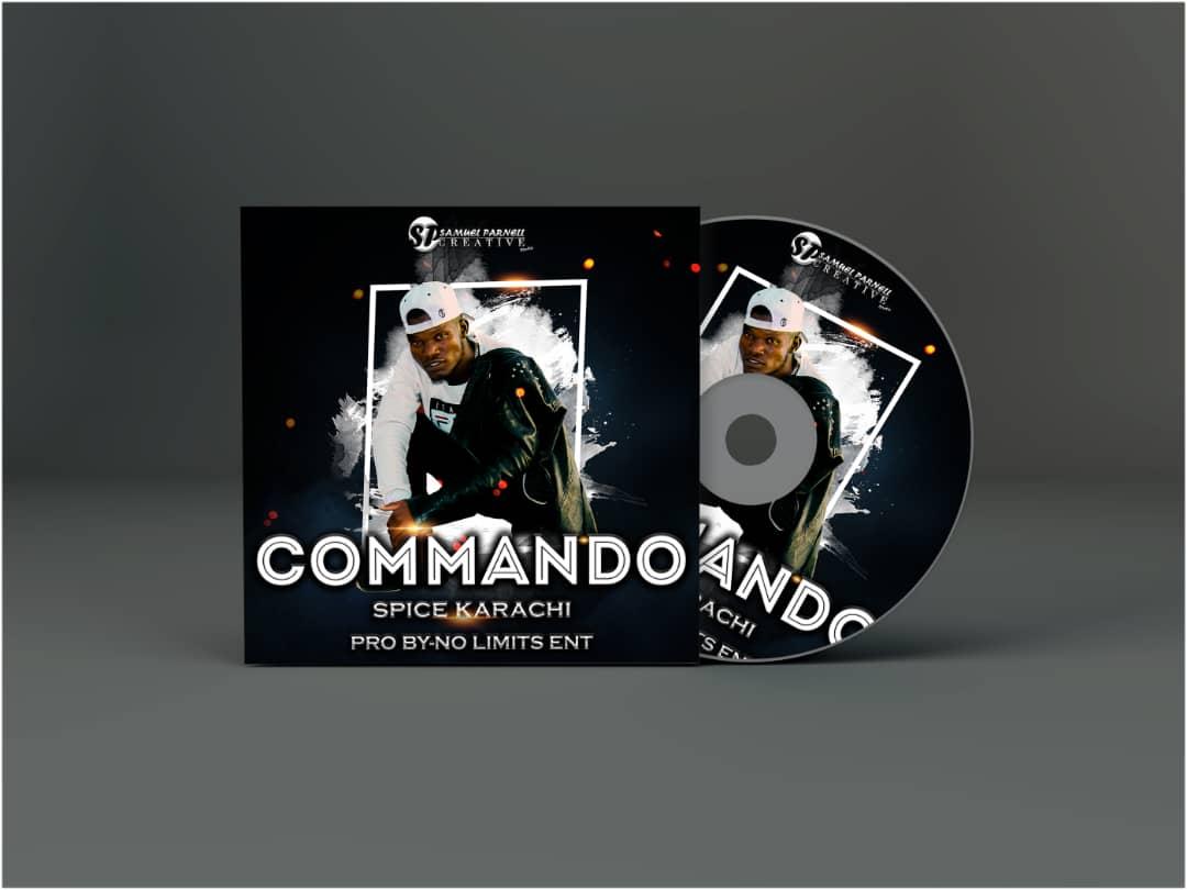 "Spice Karachi -""Commando"" 1"
