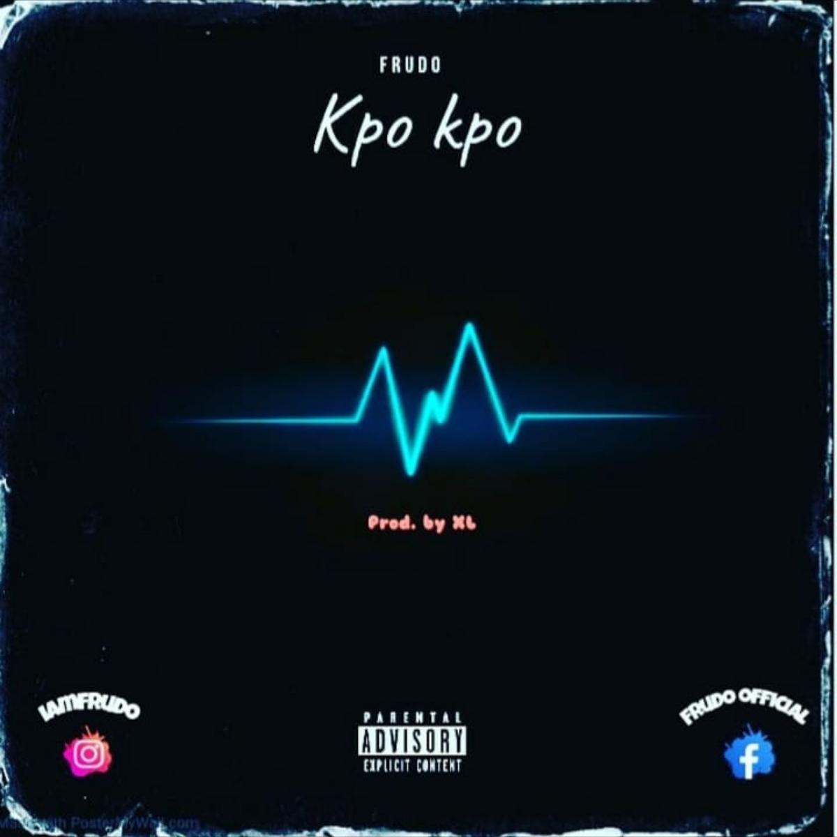 "Frudo -""Kpo Kpo"" (prod by XL) 1"