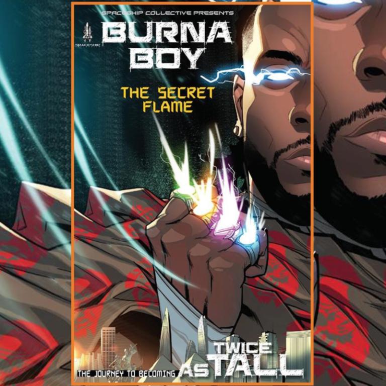 "[Album] Burna Boy – ""Twice As Tall"" 1"