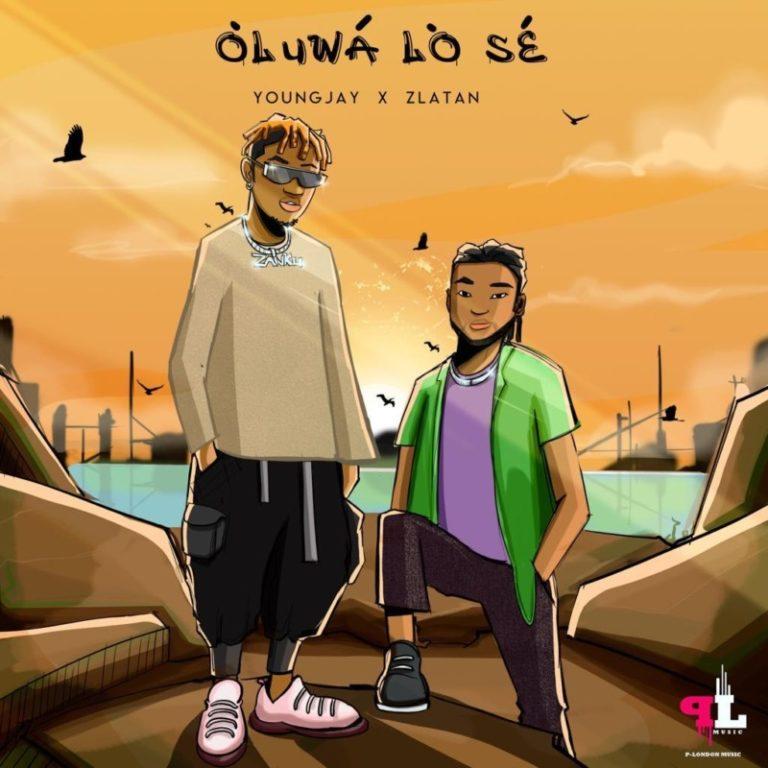 "Young Jay – ""Oluwa Lo Se"" ft. ZLatan 3"