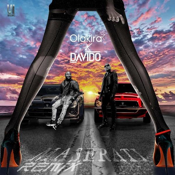 """Olakira x Davido – """"Maserati Remix"""" 3"""