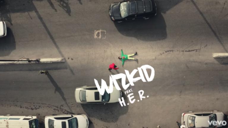 """Wizkid – """"Smile Video"""" 3"""