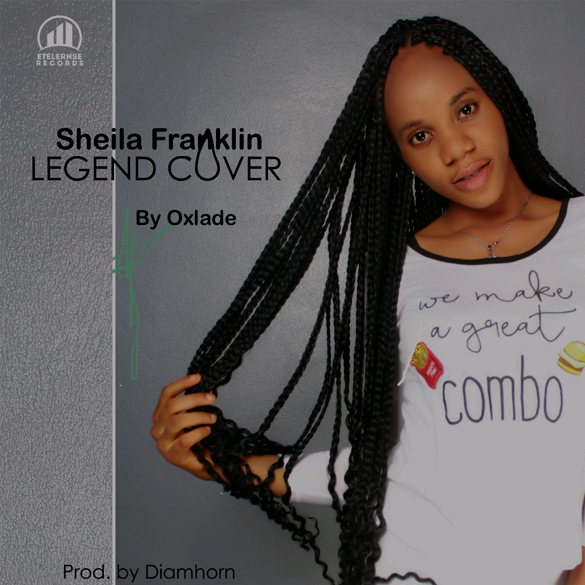 "Sheila Franklin -""Legend"" [Oxlade Cover] 1"