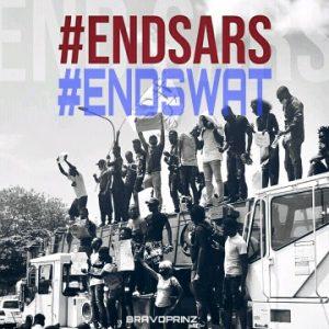 """Bravoprinz -""""Endsars Endswat"""" #EndPoliceBrutality 1"""