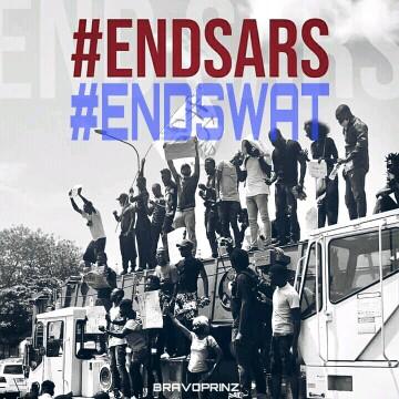 """Bravoprinz -""""Endsars Endswat"""" #EndPoliceBrutality 3"""