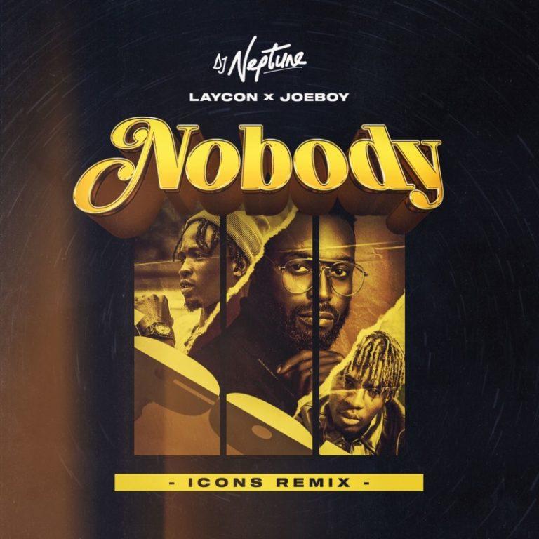 DJ Neptune – Nobody (Icons Remix) ft. Laycon x Joeboy 3