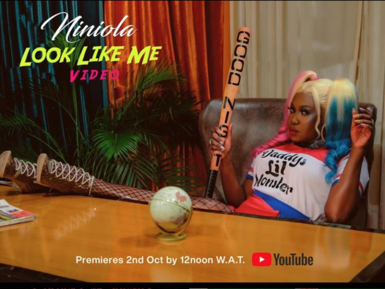 """Niniola – """"Look Like Me"""" 3"""