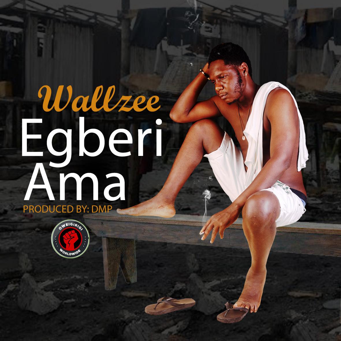 "Wall Zee -""Egberi Ama"" (prod. DMP) 1"