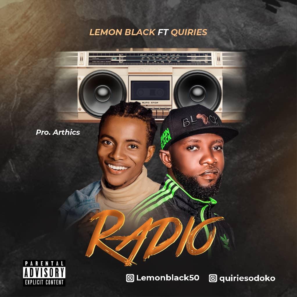 """Lemon Black -""""Radio"""" Ft Quiries (prod. Arthics) 1"""