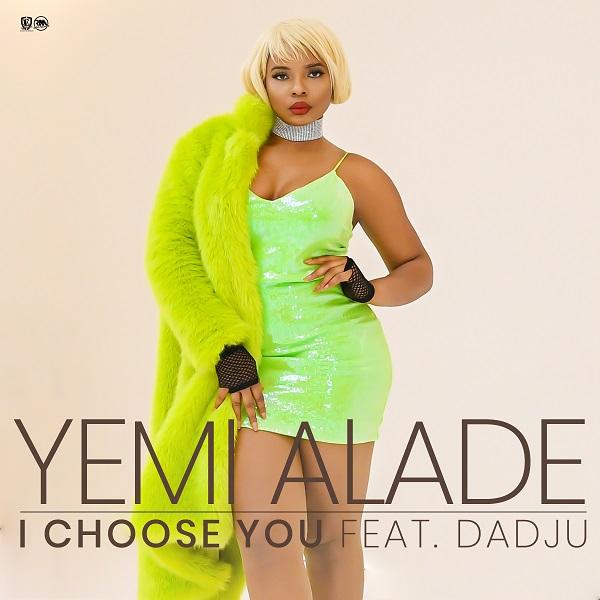 Yemi Alade – I Choose You ft. Dadju (Prod. Amir) 3