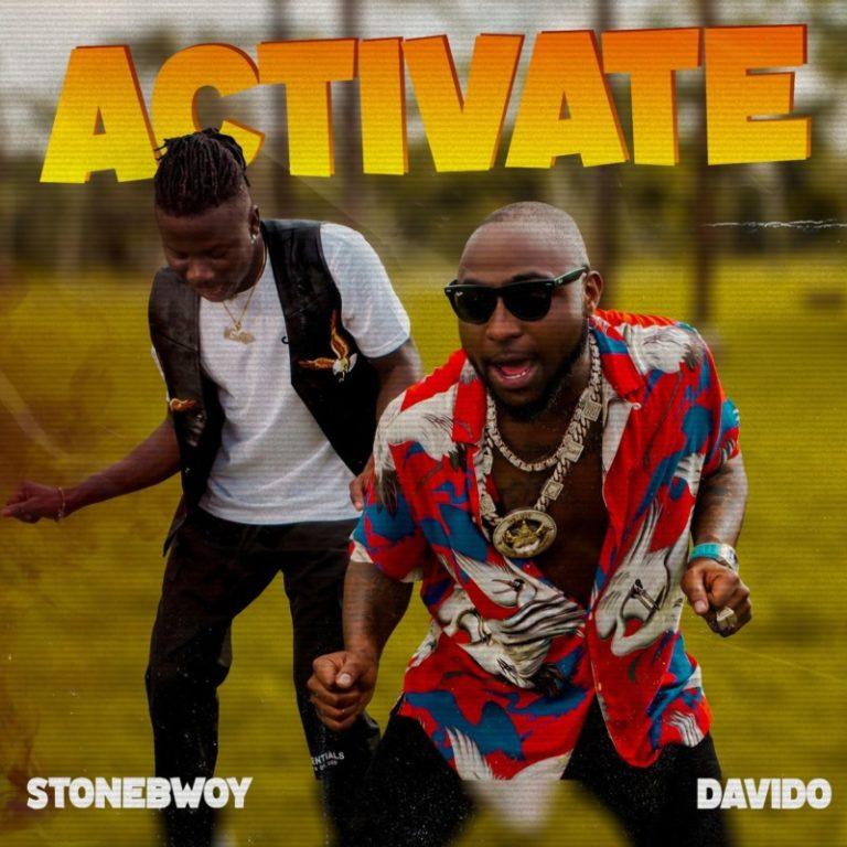 "Stonebwoy x Davido – ""Activate"" 1"