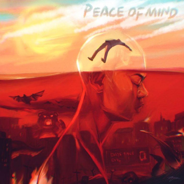 """Rema – """"Peace Of Mind"""" (Prod. Kel P) 3"""