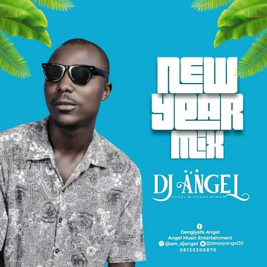 "Dj Angel -""New Year Mix"" 5"