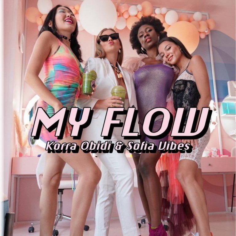 Korra Obidi – Flow ft. Sofia Vibes 3