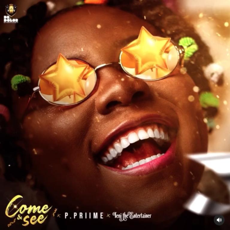"""Teni x P.Priime – """"Come & See"""" 1"""