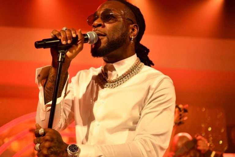"Burna Boy's Song ""Destiny"" Featured On Biden + Harris Inauguration Playlist 23"