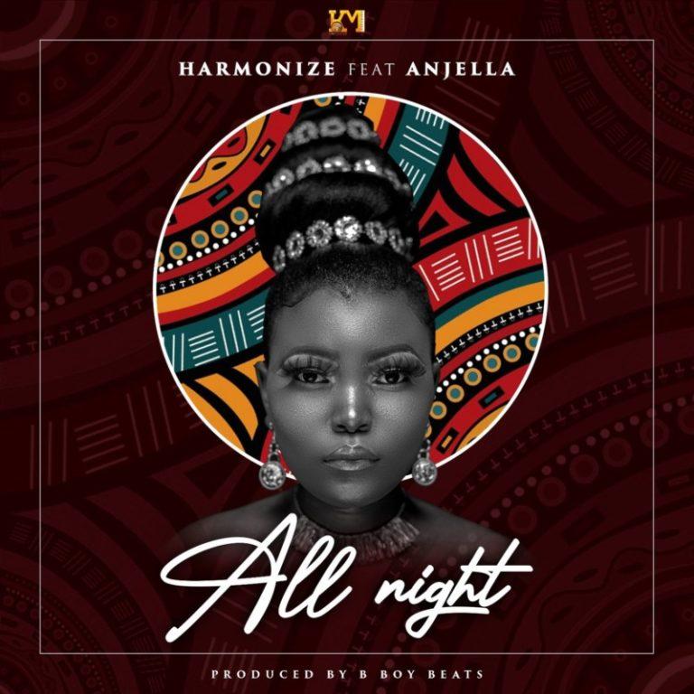 "Harmonize – ""All Night"" ft. Anjella 1"