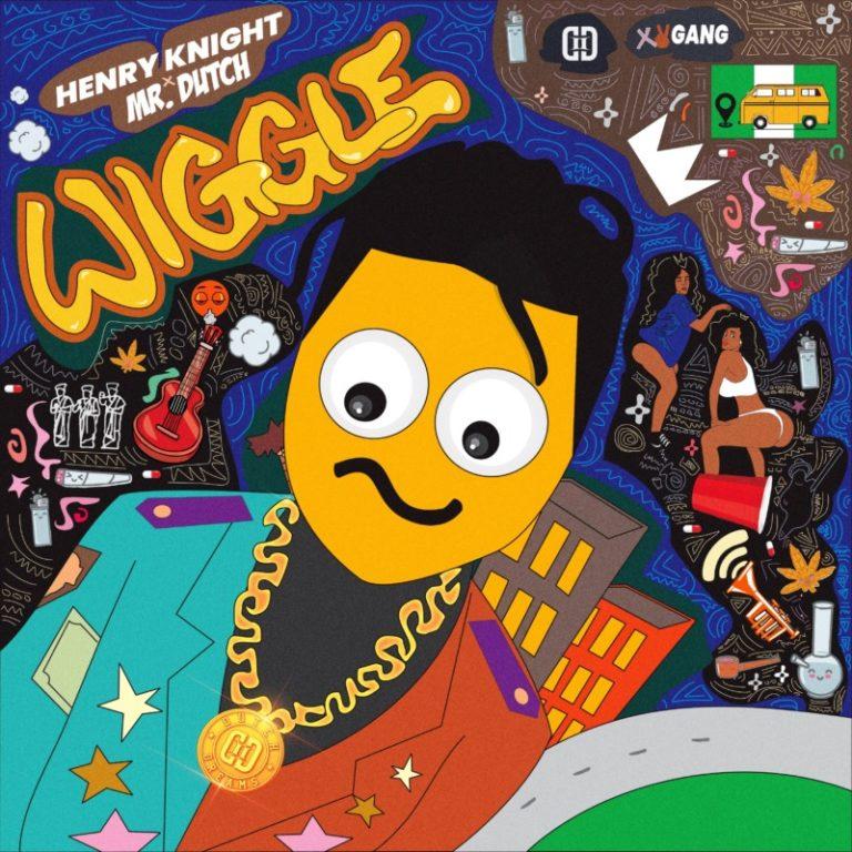 "Henry Knight – ""Wiggle"" 7"