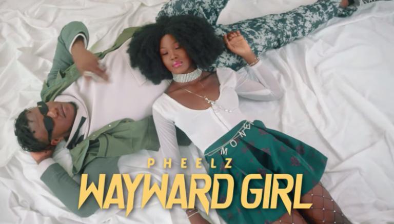 """Pheelz – """"Wayward Girl"""" 3"""