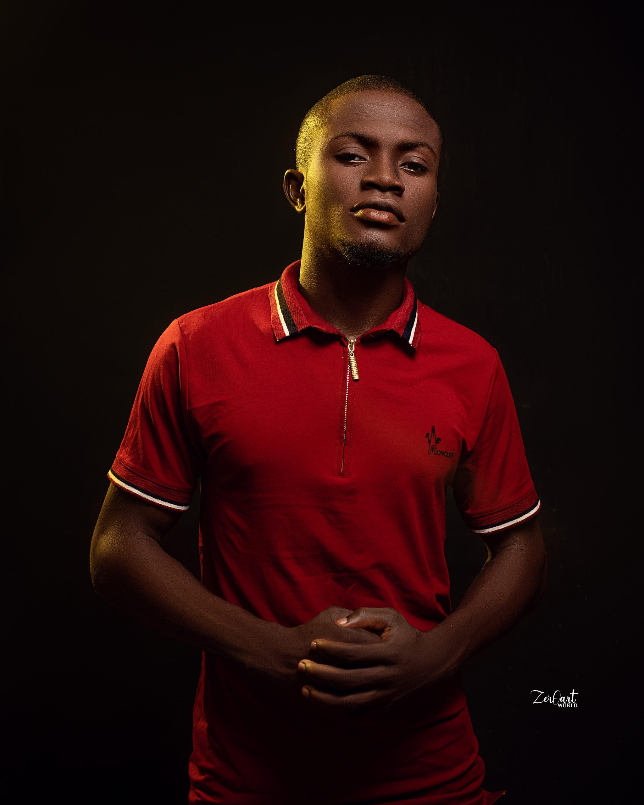 "Brief Biography Of Nigerian Rapper & Singer ""6KYL4RK"" 14"
