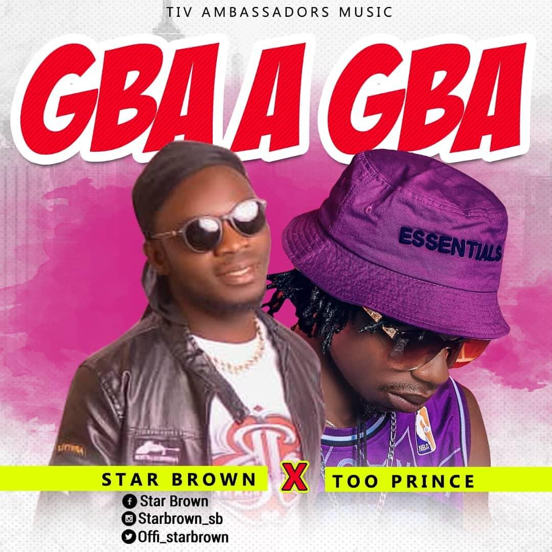 Star Brown x Too Prince - GBA A GBA 1