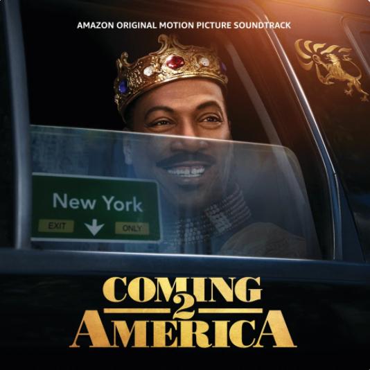 """Coming 2 America Soundtrack"" ft. John Legend, Burna Boy, Davido… 1"