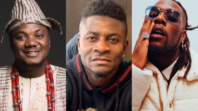 CDQ Stabbed By Burna Boy's Crew Over Obafemi Martins Issue 17