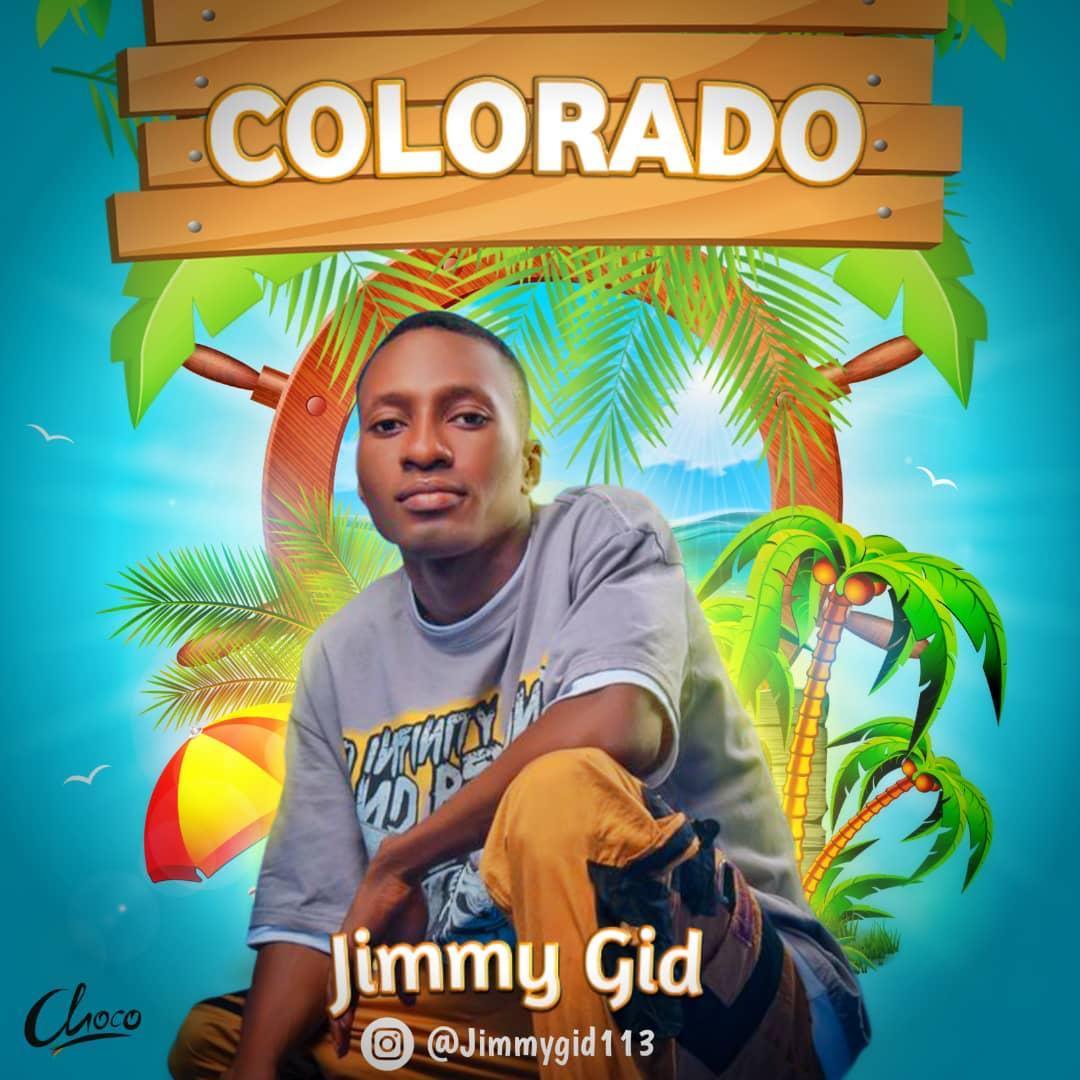 """JimmyGid -""""Colorado"""" (Alternate Cut) 3"""