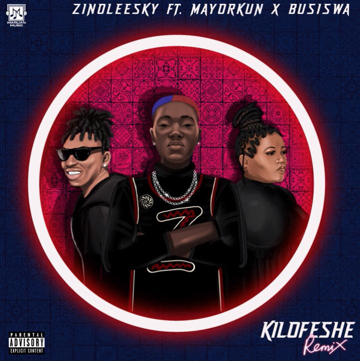 "Zinoleesky – ""Kilofeshe (Remix)"" ft. Mayorkun x Busiswa 1"