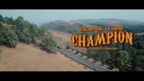 """[Video] Fireboy DML x D Smoke – """"Champion"""" 12"""
