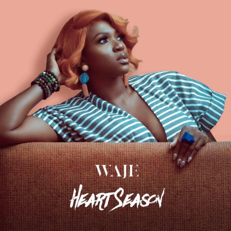 """[EP] Waje – """"Heart Season"""" The EP 1"""