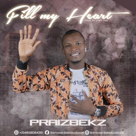"PraizBekz -""In You"" + ""Fill My Heart"" mp3 1"