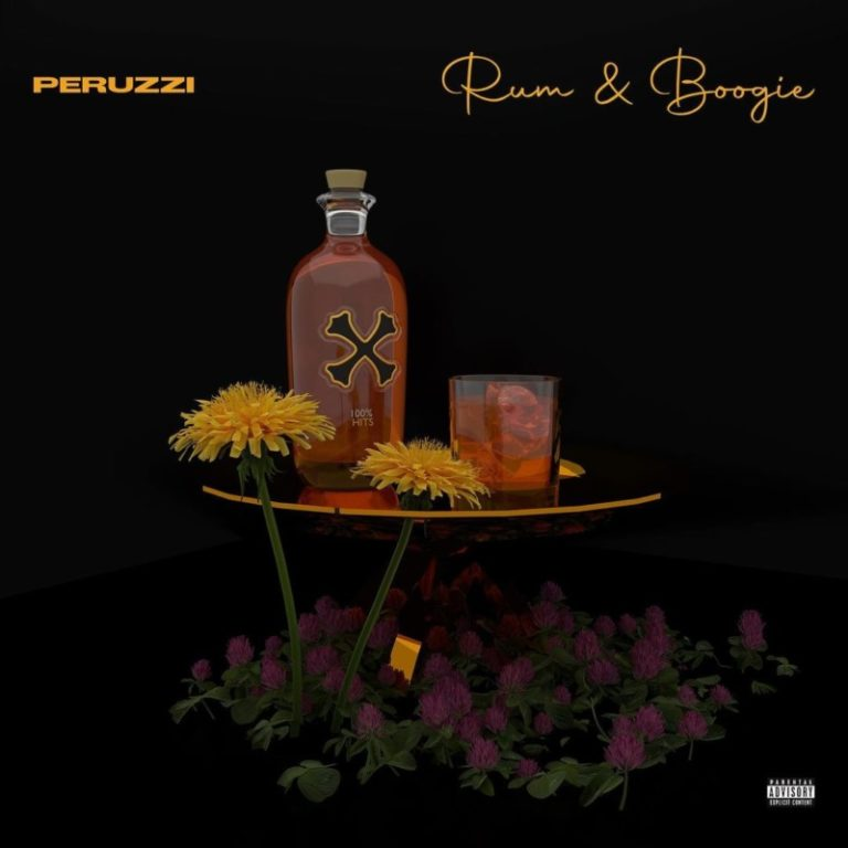 "[Album] Peruzzi – ""Rum & Boogie"" ft. Tiwa Savage, Wande Coal… 10"