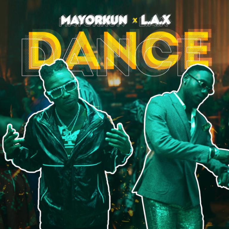 "Mayorkun x L.A.X – ""Dance (Oppo)"" 1"