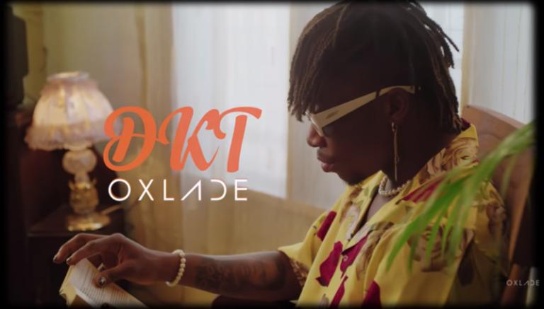 """[Video] Oxlade – """"DKT"""" (Dir. Dammy Twitch) 1"""